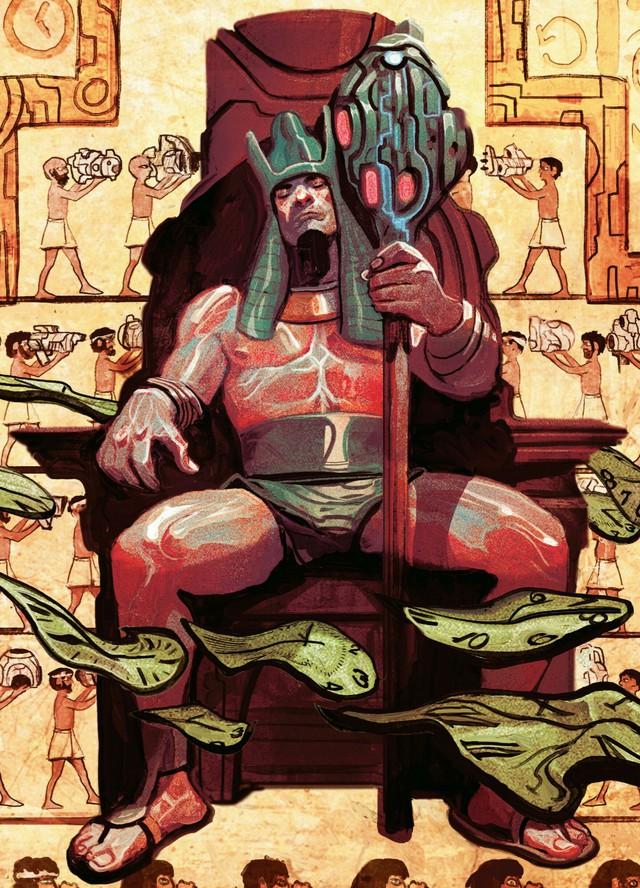 Top 7 phiên bản của phản diện nổi tiếng Nathaniel Richards - Kang The Conqueror trong vũ trụ Marvel - Ảnh 2.