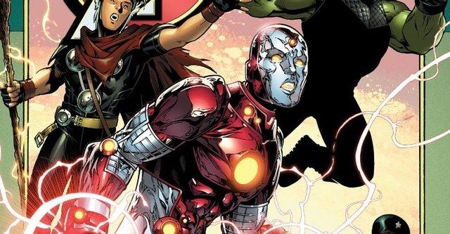 Top 7 phiên bản của phản diện nổi tiếng Nathaniel Richards - Kang The Conqueror trong vũ trụ Marvel - Ảnh 5.