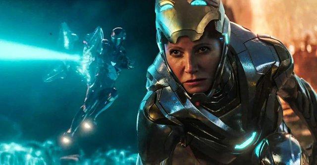 Bộ giáp Rescue của vợ Iron Man mạnh mẽ tới mức nào trong MCU? - Ảnh 1.