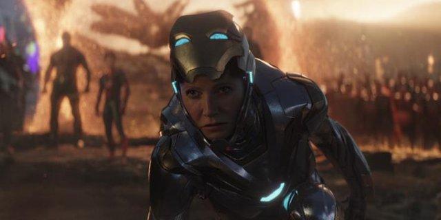 Bộ giáp Rescue của vợ Iron Man mạnh mẽ tới mức nào trong MCU? - Ảnh 2.