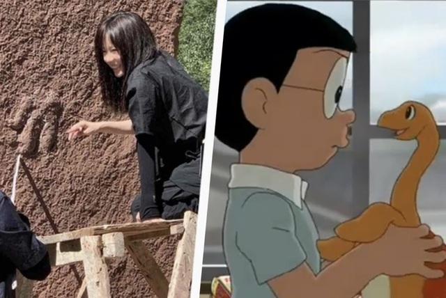 Chú khủng long của Nobita đã trở thành hiện thực, một loài khủng long mới phát hiện ở Trung Quốc được đặt tên theo nhân vật này - Ảnh 1.