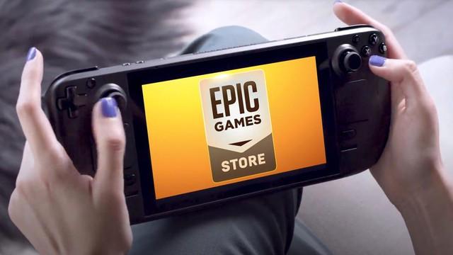 Có thể cài Windows 11, game crack và cả Epic Games Store trên Steam Deck - Ảnh 1.