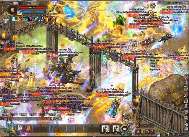 Săn boss, Công Thành Chiến, Tống Kim và những tính năng định hình thương hiệu của dòng game online cày cuốc tại Việt Nam - Ảnh 3.