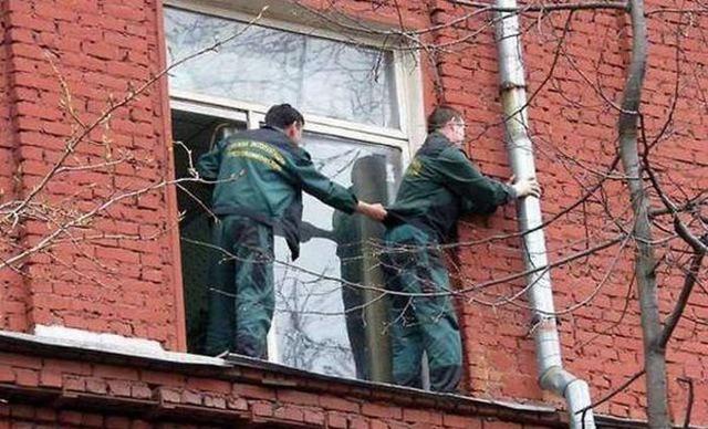 Những hình ảnh kỳ quái chỉ có thể xảy ra ở nước Nga - Ảnh 2.