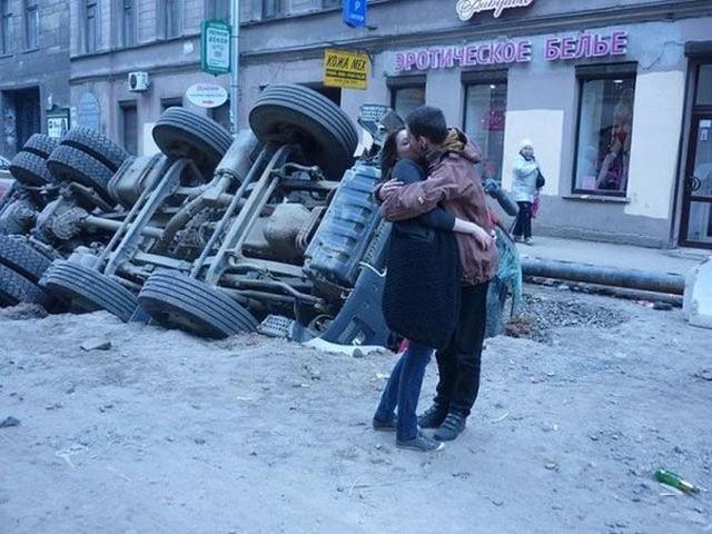 Những hình ảnh kỳ quái chỉ có thể xảy ra ở nước Nga - Ảnh 11.