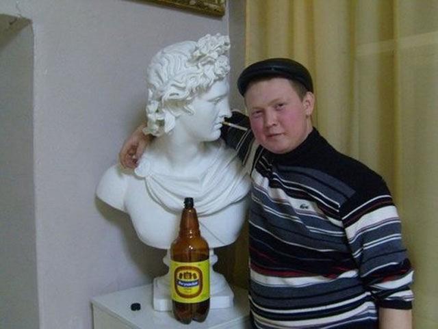 Những hình ảnh kỳ quái chỉ có thể xảy ra ở nước Nga - Ảnh 16.