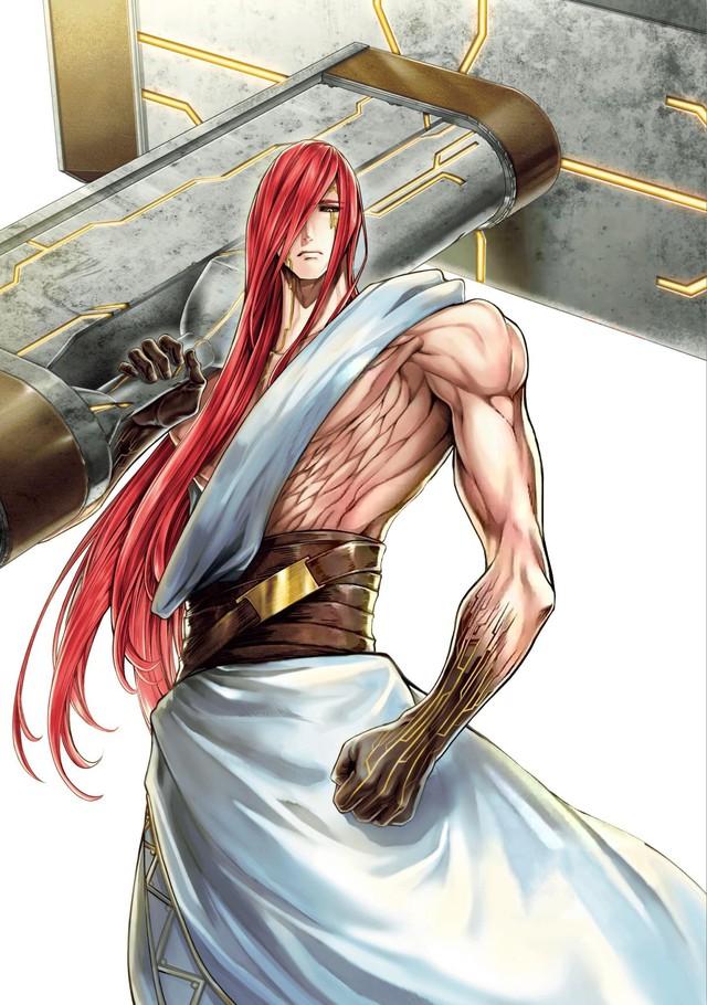 Record The Ragnarok: Xếp hạng 13 vị thần mạnh nhất bộ truyện, thực lực của Anubis tới giờ vẫn còn là ẩn số (phần 1) - Ảnh 4.