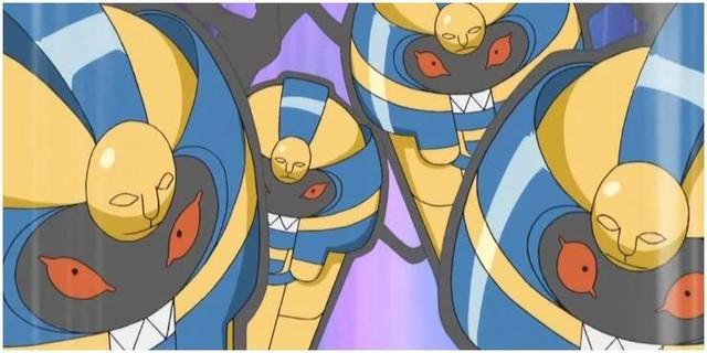 Top 10 Pokémon khiến con người cảm thấy sợ hãi nhất, nhiều loài đáng sợ ngay từ vẻ ngoài - Ảnh 4.