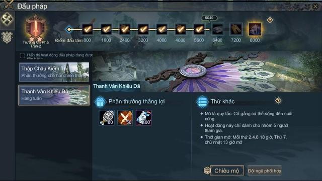 Cổ Kiếm Kỳ Đàm Online khiến game thủ yêu thích PvP cảm thấy thỏa mãn - Ảnh 5.