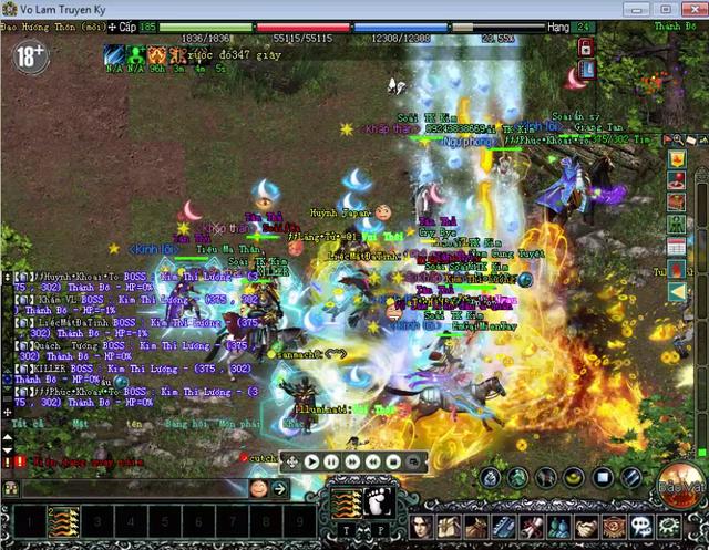 Săn boss, Công Thành Chiến, Tống Kim và những tính năng định hình thương hiệu của dòng game online cày cuốc tại Việt Nam - Ảnh 2.