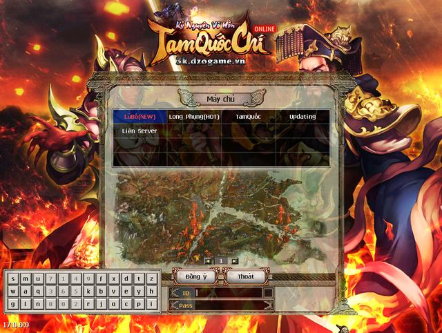 Tam Quốc Chí ra mắt máy chủ mới Lữ Bố - Thiên đường PK cho game thủ - Ảnh 1.