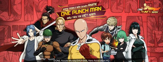 """Hệ thống nhân vật trong One Punch Man: The Strongest - """"Một cơn đau đầu dễ chịu"""" với game thủ - Ảnh 1."""
