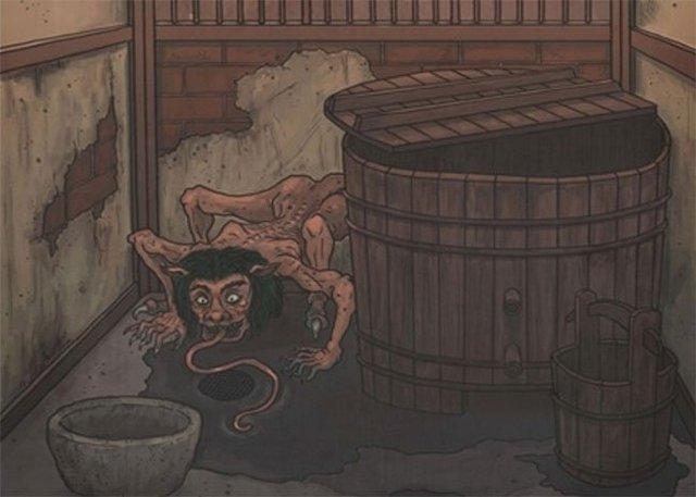 Những loài quái vật kỳ quái trong truyền thuyết châu Á - Ảnh 5.
