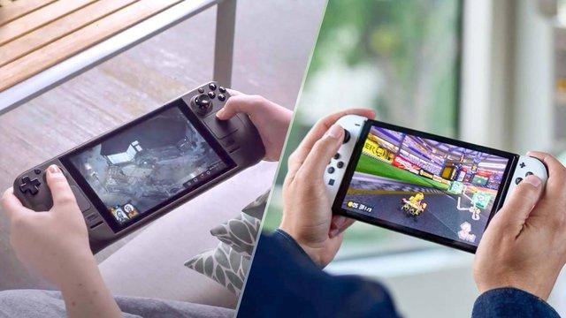 So sánh Steam Deck với Nintendo Switch và các thiết bị chơi game cầm tay - Ảnh 2.