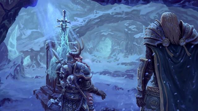 Vì sao Frostmourne là ma kiếm đáng sợ bậc nhất thế giới game? - Ảnh 3.