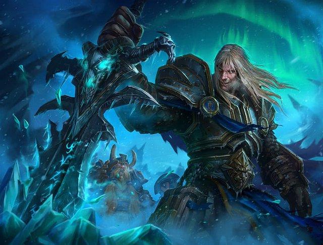 Vì sao Frostmourne là ma kiếm đáng sợ bậc nhất thế giới game? - Ảnh 4.