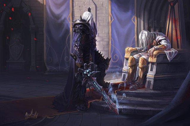 Vì sao Frostmourne là ma kiếm đáng sợ bậc nhất thế giới game? - Ảnh 5.