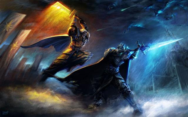Vì sao Frostmourne là ma kiếm đáng sợ bậc nhất thế giới game? - Ảnh 6.