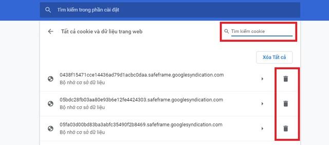 Lướt web mượt hơn với mẹo xóa Cookies siêu dễ trên Chrome - Ảnh 7.
