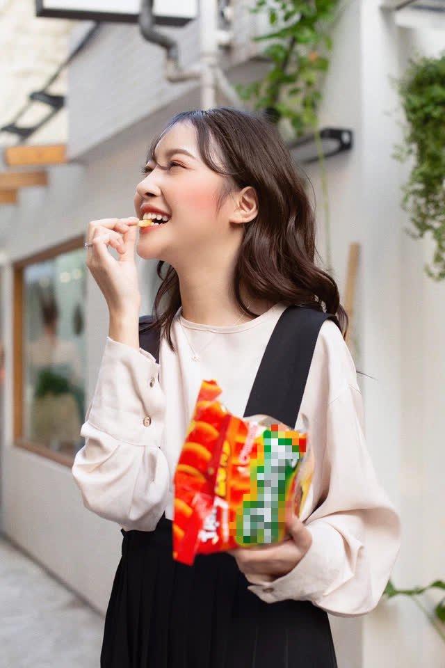 """Á khôi Hà Nội gây """"sốt"""" với tiêu chí chọn bạn trai, khác hẳn ai đó từng tham gia hẹn hò trên sóng truyền hình - Ảnh 5."""