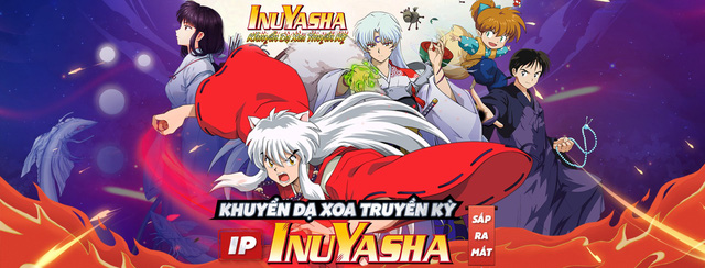 Khuyển Dạ Xoa Truyền Kỳ - IP InuYasha chính thức xuất hiện: Độc quyền IP InuYasha tại Việt Nam, chuẩn 100% nguyên tác gốc! - Ảnh 1.