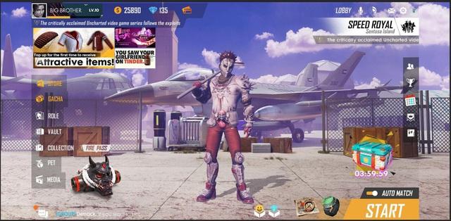 Người chơi Free Fire sẵn sàng tung chưởng trong màn hợp tác toàn cầu với Street Fighter V từ ngày hôm nay! - Ảnh 4.