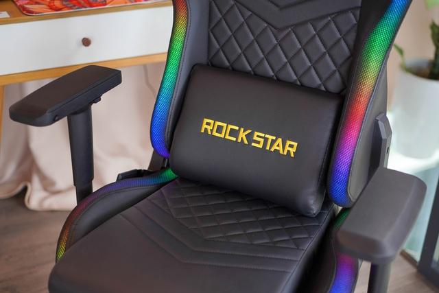 Chất chơi game thủ: Hút hồn với ghế gaming RGB E-DRA Rock Star EGC223 - Ảnh 3.