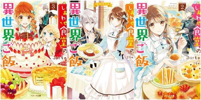 Top 10 anime và light novel isekai chủ đề ẩm thực làm khán giả phải đói bụng (P.1) - Ảnh 2.