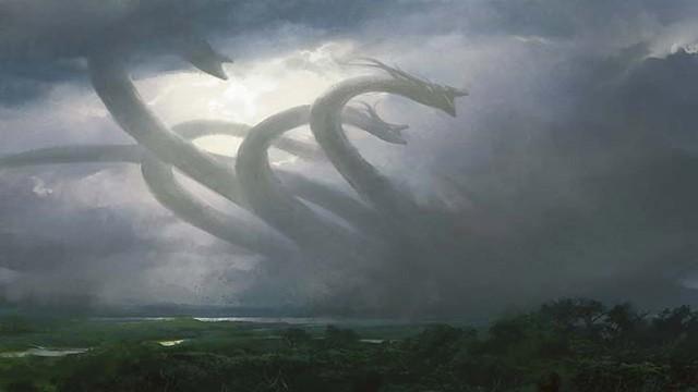 8 quái vật quyền lực nổi tiếng trong thần thoại khắp thế giới (P.1) - Ảnh 4.