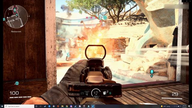 Ubisoft ra mắt game bắn súng miễn phí 100%, đấu trường 6vs6, bản đồ thay đổi liên tục không bao giờ lặp lại  - Ảnh 1.