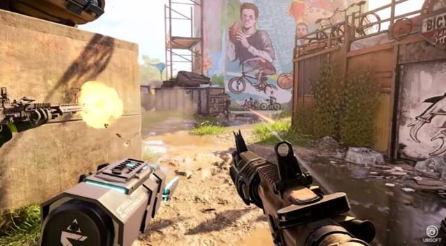 Ubisoft ra mắt game bắn súng miễn phí 100%, đấu trường 6vs6, bản đồ thay đổi liên tục không bao giờ lặp lại  - Ảnh 5.