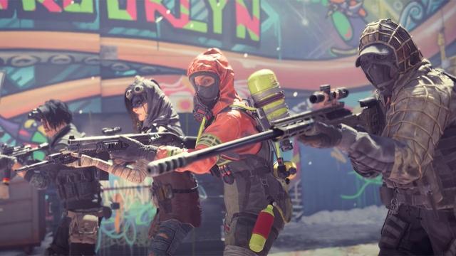 Ubisoft ra mắt game bắn súng miễn phí 100%, đấu trường 6vs6, bản đồ thay đổi liên tục không bao giờ lặp lại  - Ảnh 6.