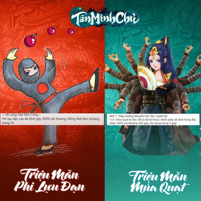 Siêu phẩm made in Vietnam chơi trội kỉ niệm 6 tháng ra mắt: Cho game thủ tự sáng tạo skill tướng, xuất hiện ngay bản update tiếp theo! - Ảnh 8.