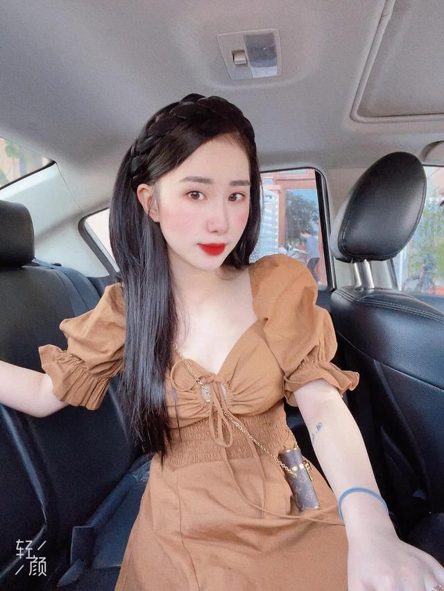 Cận cảnh nhan sắc cô nàng hot girl Việt siêu vòng một đang được CĐM ca tụng, tranh nhau nhận vợ quốc dân - Ảnh 6.