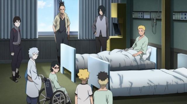 Boruto: Con trai Naruto thể hiện hình dạng nguy hiểm mới để đánh bại kẻ thù - Ảnh 3.