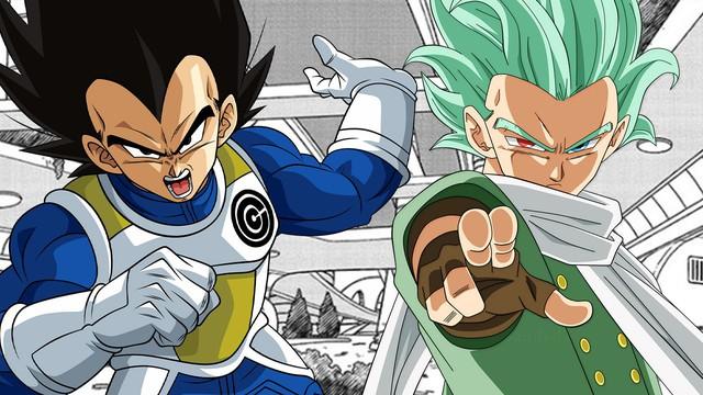 Dragon Ball Super chap 74: Nhiều fan ngán ngẩm cho rằng Vegeta gáy to làm gì rồi lại thua thôi - Ảnh 1.