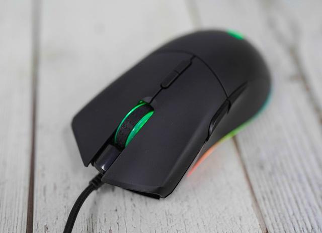 Chuột gaming Fuhlen G4 RGB: Siêu rẻ, cầm ôm tay, thiết kế công thái học cao cấp - Ảnh 3.