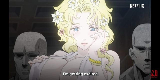 Không thể rời mắt với loạt ảnh cosplay nữ thần Aphrodite tâm hồn siêu to trong Record Of Ragnarok - Ảnh 1.