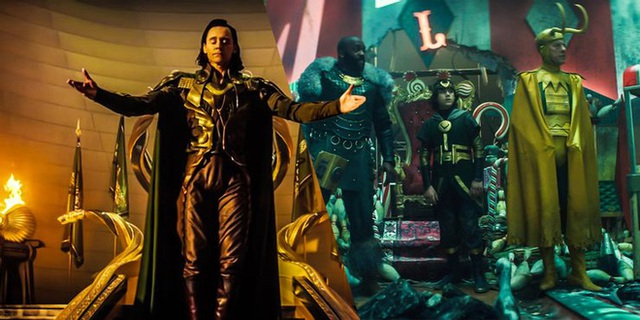 Cái kết bất ngờ của Loki đã chứng minh hàng loạt giả thuyết hại não của fan là sai bét! - Ảnh 1.
