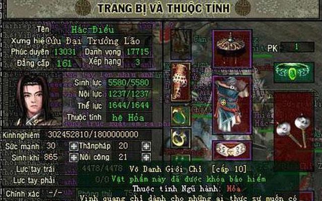 Vô Song Giới Chỉ, Ngựa Phiên Vũ và những món đồ tiền tỷ chỉ nhìn thôi cũng đủ biết là đại gia trong Võ Lâm Truyền Kỳ - Ảnh 1.