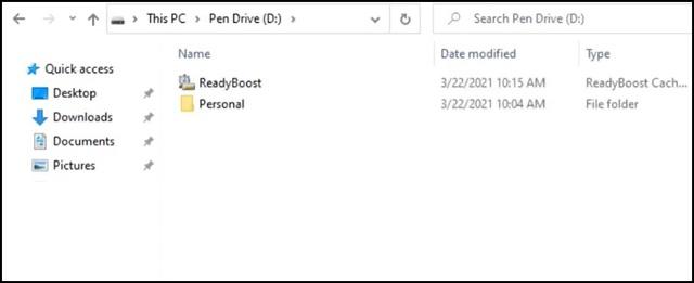 Hướng dẫn sử dụng USB để tăng tốc Windows 10 - Ảnh 2.