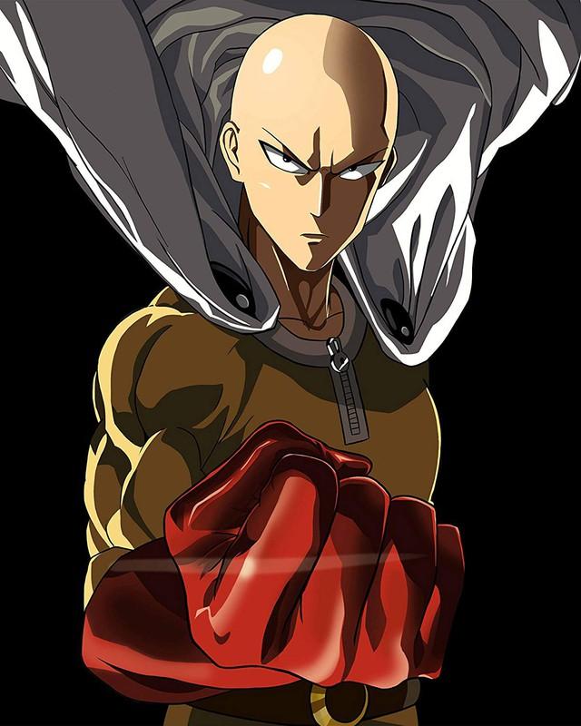 Nếu bị cụt tay như Shanks Tóc Đỏ, liệu Saitama trong One Punch Man có trở nên vô dụng? - Ảnh 1.