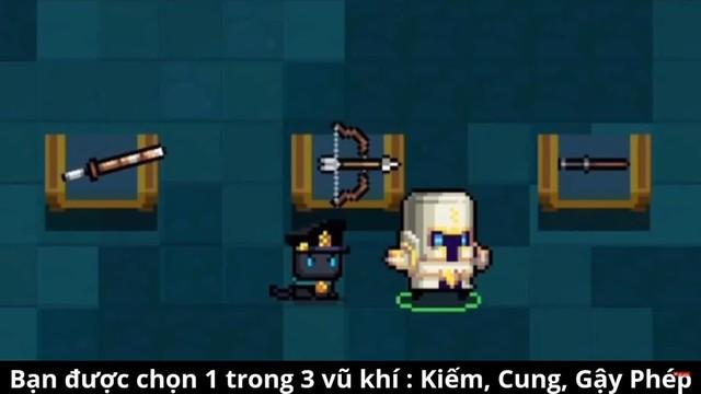 Mùa giải mới của Soul Knight ra mắt chế độ Vũ Khí Linh Thiêng, tạo ra vô số lối chơi biến ảo cho game thủ - Ảnh 2.