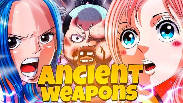 One Piece: Cách mà thánh Oda kết nối Thần thoại Hy Lạp vào trong cốt truyện cùng với những tiết lộ gây sốc gần đây - Ảnh 4.