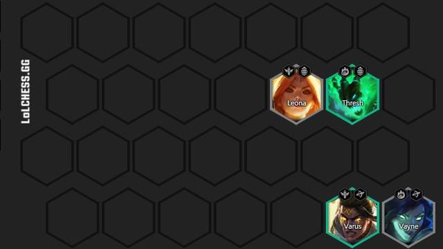 Đấu Trường Chân Lý: Khám phá meta mùa 5.5 với đội hình Suy Vong - Pháo Thủ từ kỳ thủ Thách Đấu - Ảnh 3.