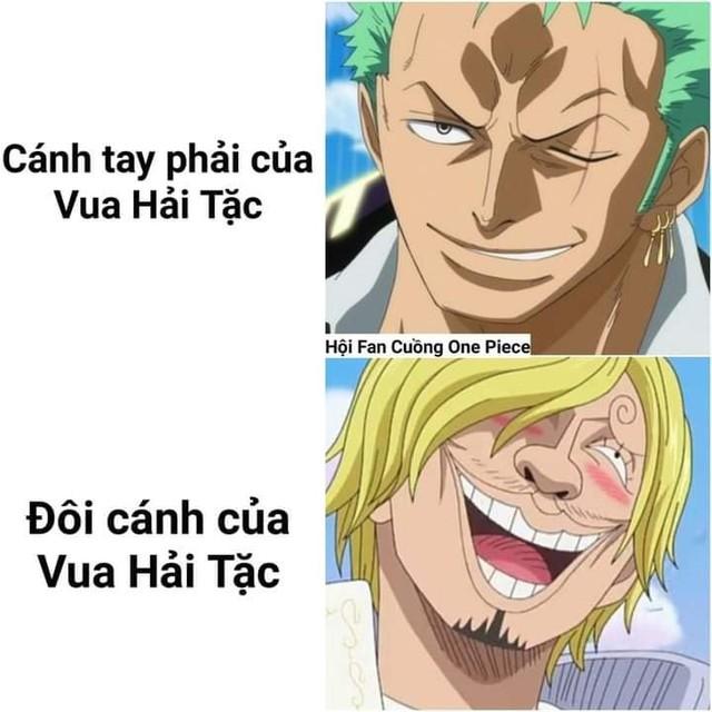 Cộng đồng mạng háo hức với lời khen của Robin dành tặng cho Sanji trong One Piece chap 1020 - Ảnh 5.
