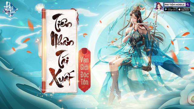 Phi Tiên Mobile – Khám phá thế giới Tu Tiên với hành trang tân thủ cực xịn sò - Ảnh 3.
