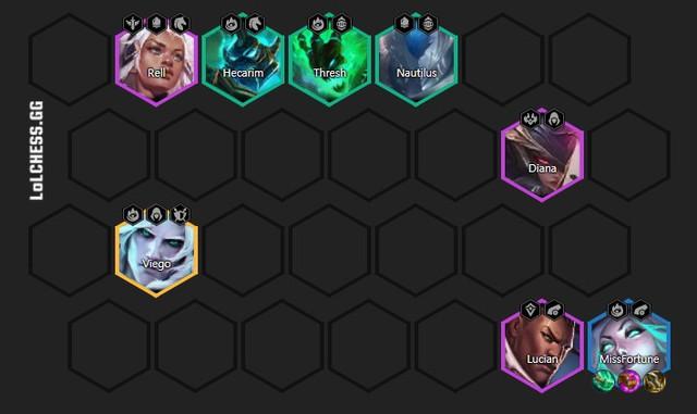 Đấu Trường Chân Lý: Khám phá meta mùa 5.5 với đội hình Suy Vong - Pháo Thủ từ kỳ thủ Thách Đấu - Ảnh 5.