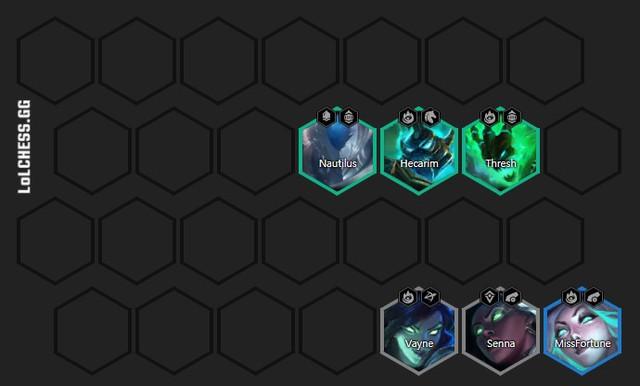 Đấu Trường Chân Lý: Khám phá meta mùa 5.5 với đội hình Suy Vong - Pháo Thủ từ kỳ thủ Thách Đấu - Ảnh 4.