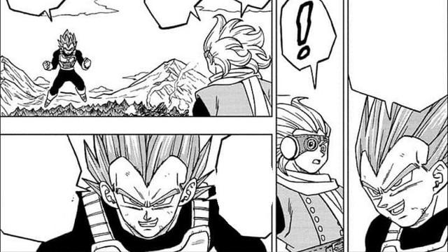 Dragon Ball Super: Với hình thức mới của mình, Vegeta có thể tận dụng điểm yếu của Granolah và đánh bại đối thủ không? - Ảnh 1.